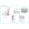 Tahoma Serenity Essential - Somfy pack alarm connected