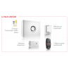 Pack-alarmanlage Protexiom Start GSM-Somfy