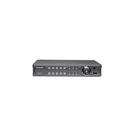 Grabador de vídeo Digital H 264 DVR-308 8 canales