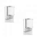 Somfy alarme - Lot de 2 détecteurs de mouvement