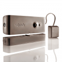 Somfy alarme - Détecteur ouverture et de bris de vitre marron