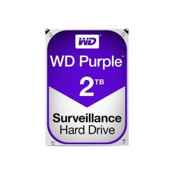 """Hard drive Purple - Western Digital 2TB 5400 rpm 3.5""""hdd"""