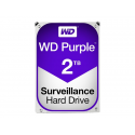 Disque dur Purple - Western Digital 2To 5400 tr/m 3,5""