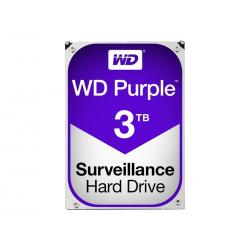 """Hard drive Purple - Western Digital 3TB 5400 rpm 3.5""""hdd"""