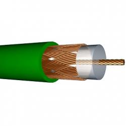 Cable de vídeo KX6 de cola de 300m