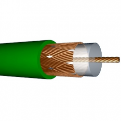 Video cable KX6 spool 300m