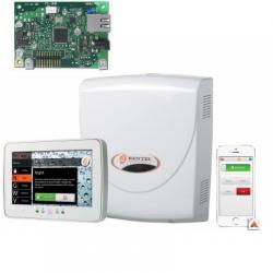 Centrale alarme mixte Bentel ABSOLUTA 16 zones avec clavier tactile MTOUCH et carte IP
