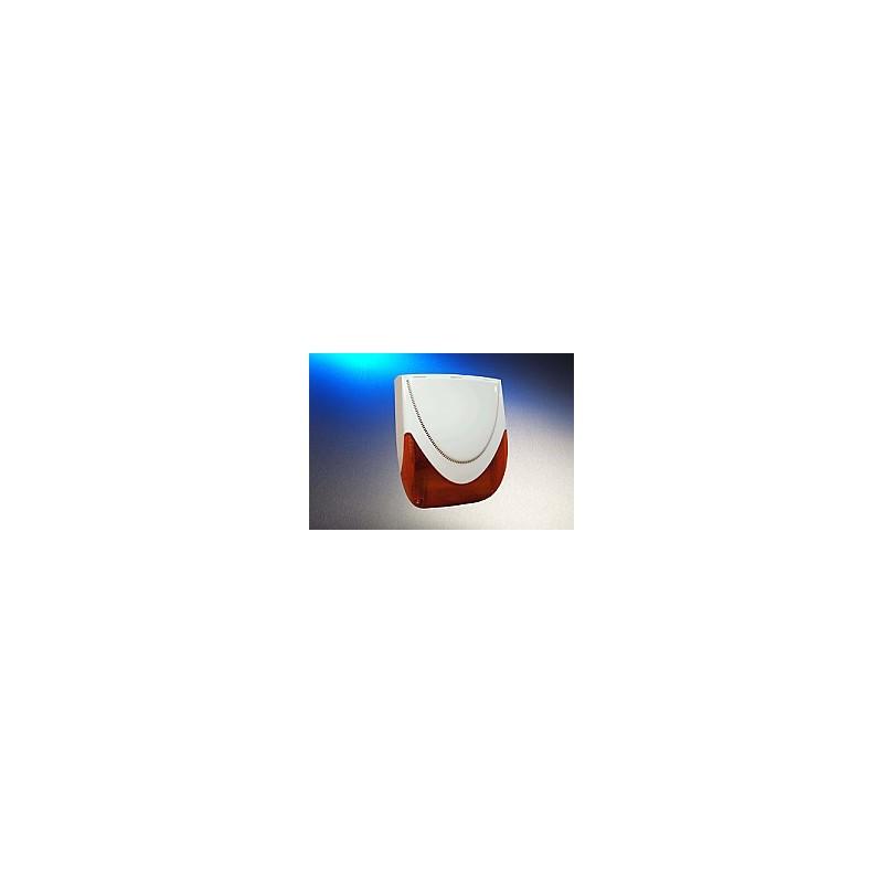 Magna f elmdene sir ne alarme nfa2p filaire ext rieure for Sirene alarme exterieure filaire