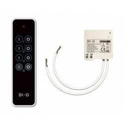 DIO 54769 - Módulo de encendido/APAGADO DE extra tv con control remoto de 3 canales