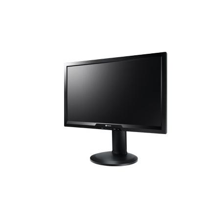 Moniteur vidéo led 22 pouces Full HD HDMI avec haut parleur