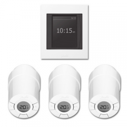 Danfoss Link - Pack start-up management, heating