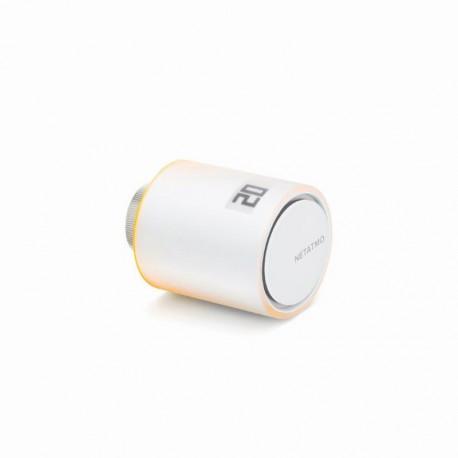 Netatmo nav01 fr vanne thermostatique - Vanne thermostatique connectee ...
