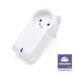Nodon MSP-3-1-01 - smart Plug NODON Z-Wave PLus di tipo E