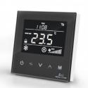 MCOHOME MH8-FC4B - Thermostat pour ventilo-convecteur à 4 tubes Z-Wave Plus noirPlus