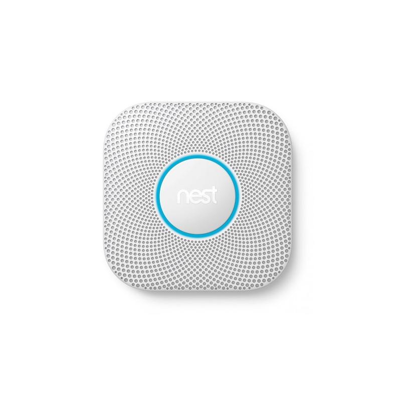 nest s3003lwfd d tecteur de fum e et monoxyde de carbone nest protect filaire. Black Bedroom Furniture Sets. Home Design Ideas
