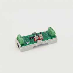 EUTONOMY S213 - Adapter euFIX DIN for Fibaro FGS-213 with buttons