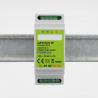 EUTONOMY - Adapter euFIX DIN Fibaro FGR-222, ohne knöpfe zu drücken