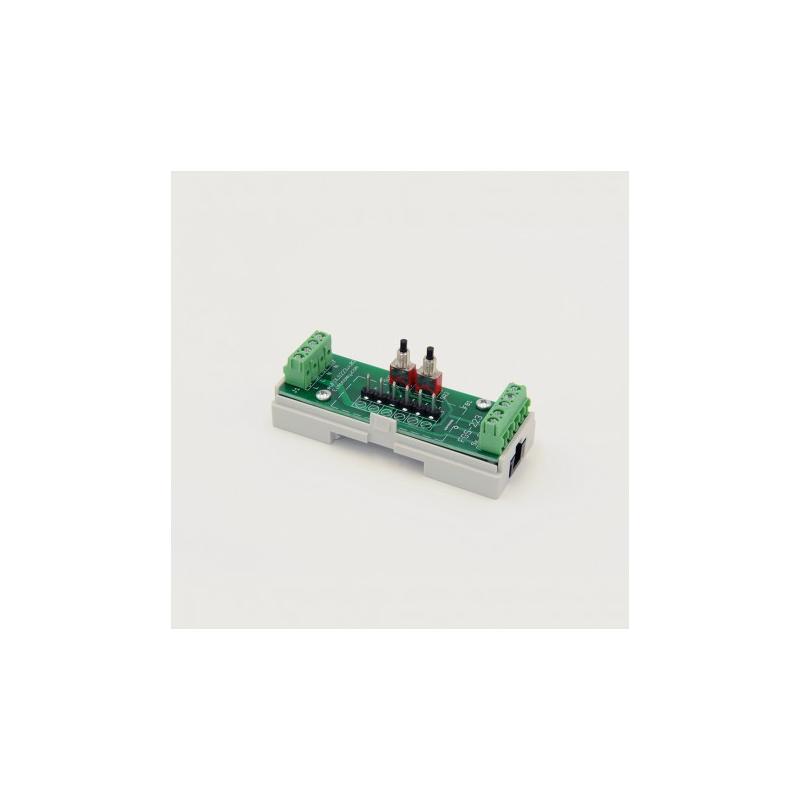 Fibaro FGS-223 - der Fibaro-modul doppel-schalter Z-Wave-Plus-DIN ...