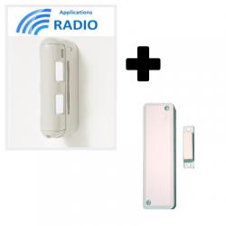 HONEYWELL - Detector al aire libre de alarma de Azúcar - Total Conectar