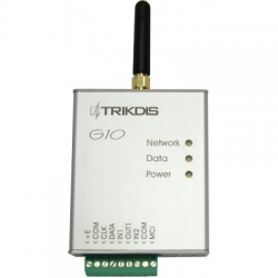 Trikdis G10 GSM communicator to central alarm with smartphone app