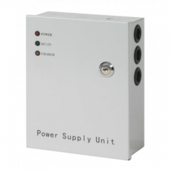 Block power supply 12 VDC 4 output 3A rescued SEWOSY