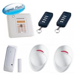 Visonic PowerMaster10 - Pack alarm home PowerMaster10
