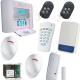 PowerMaster alarme GSM NFA2P avec sirène extérieure