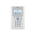 Clavier confort LCD pour gamme alarme SPC Vanderbilt avec lecteur de badge EM et synthèse vocale intégré