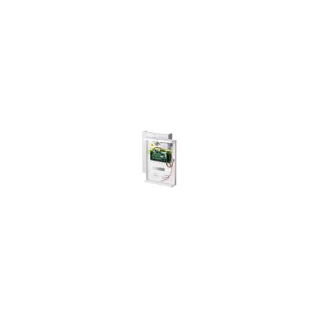 Vanderbilt SPCP332.300 - Coffret Chargeur (batterie 7Ah) 12V/1,5A avec carte 8 entrées / 2 sorties