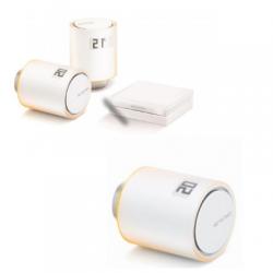 NETATMO - starter Kit de válvulas conectadas a los radiadores