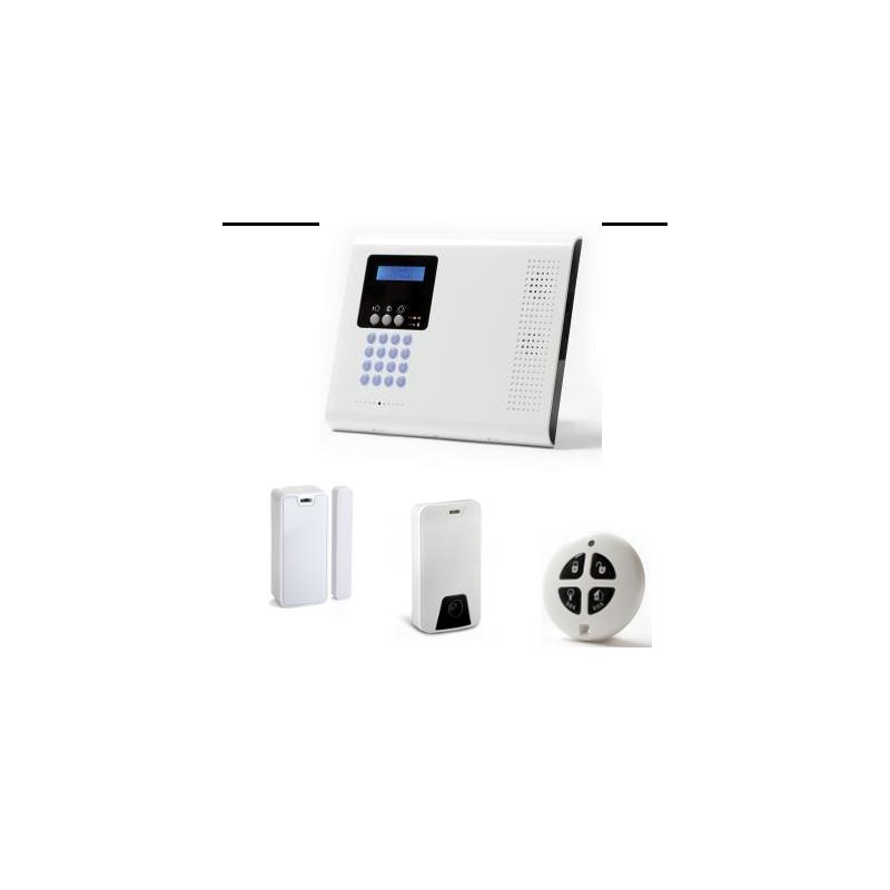 Pack alarme iconnect pack alarme maison iconnect ip for Alarme maison avec telesurveillance