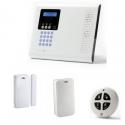 Alarme Iconnect - Alarme Iconnect RTC / IP pour habitation type F1 / F2