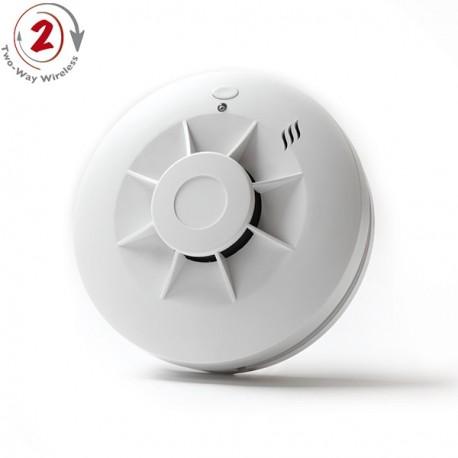alarme iconnect d tecteur de fum e el4703. Black Bedroom Furniture Sets. Home Design Ideas