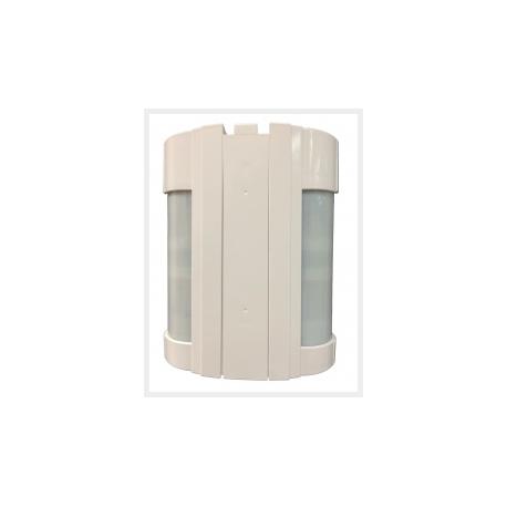 Optex VX-180-ST - Détecteur alarme filaire double extérieur 12X12M