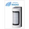 Optex BX80N - Détecteur alarme filaire double IR extérieur 12X12M anti-animaux
