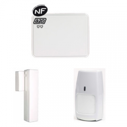 Pack Central de Alarma Total Connect - Pack Central de Alarma Total Connect, GSM e IP NFA2P
