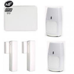Central Alarm Total Connect - Central Alarm Total Connect, GSM and IP NFA2P