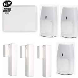 Pack Central Alarm Total Connect - Pack Central Alarm Total Connect, GSM and IP NFA2P type F3/F6