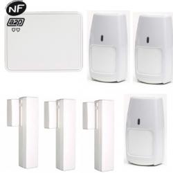 Pack Zentralen Alarm Summe Connect - Pack-Zentrale Alarm Total Connect GSM/IP NFA2P typ F3/F6