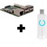 Raspberry PI 3 - Raspberry Pi 3 Z-Stick Aeotec ZW090 Z-Wave PLus