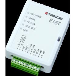 Trikdis E16T - Messumformer alarm-IP-mit-smartphone-app