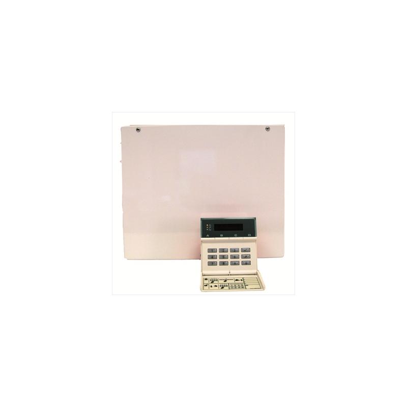 cooper alarme filaire 8 32 zones avec clavier. Black Bedroom Furniture Sets. Home Design Ideas