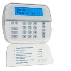 Keyboard radio LCD screen DSC WT5500