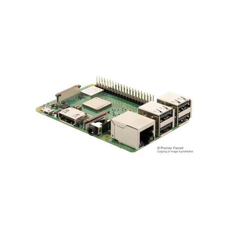Raspberry Pi 3 CPU 1,4 Ghz