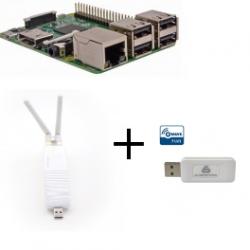 Raspberry Pi3 RfPlayer dongle Z-Wave More SA413