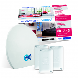 Energeasy Connect - Pack elettrico del riscaldamento, IO son driver
