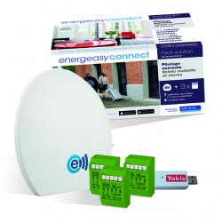Energeasy Connect - Pack automatisme volets roulants