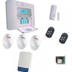 PowerMaster 30 - pack Visonic alarm GSM NFA2P
