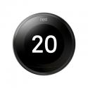 NEST - Thermostat Intelligent 3ème génération noir