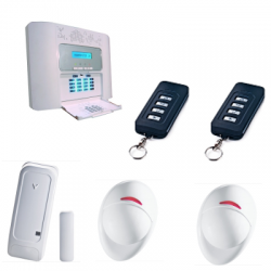 Alarm house PowerMaster30 kit Visonic